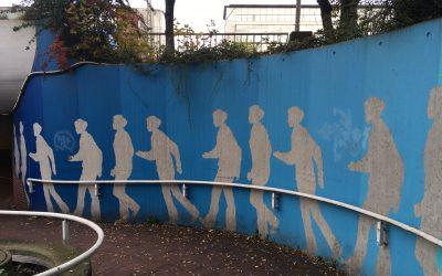 Streetart / Fassadenmalerei